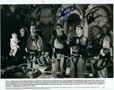 Dan Aykroyd Murray Weaver Ramis + 1 Signed 8x10 Picture autographed Photo + COA