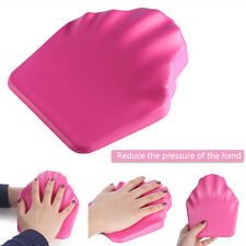 Soft Anti-skid Nail Pillow Hand Rest Holder Tool Art Manicure Care Pad Cushion