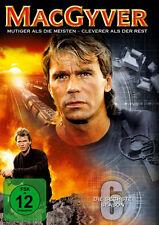 MacGyver - Die komplette 6. Staffel (Richard Dean Anderson)            DVD   506