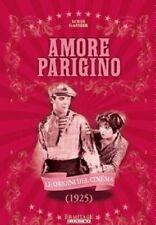 Amore Parigino DVD ERM504 ERMITAGE CINEMA