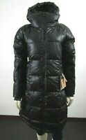NWT Womens The North Face TNF Acropolis Parka Long 550-Down Warm Jacket - Black