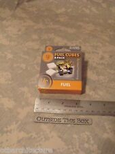 Ultimate Survival Technologie: (1) Box of (8) Fuel Cubes,  UST & All Stoves