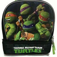 Teenage Mutant Ninja Turtles Insulated Lunch Bag Nickelodeon Stencil Graphic
