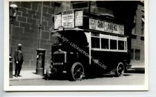 (Ld6218-347) RP East Surrey Traction Co, AEC  Used G-VG Plain Back