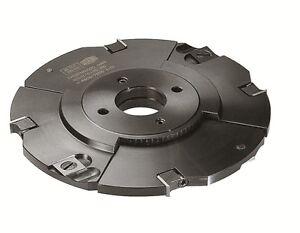 """FELDER Tools - Adjustable Groover 160 Dia 8-15mm Width 1.1/4"""" Bore - HOLZMANN"""