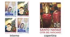 PREVENDITA Vaticano 2018-  Natale 2018 Libretto