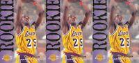 Eddie Jones Lot of (3) 1994-95 NBA Hoops Rookie cards #339 Los Angeles Lakers