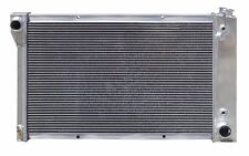 1967-72 CHEVY PICKUP C-10 ALUMINUM RADIATOR - 2 ROW