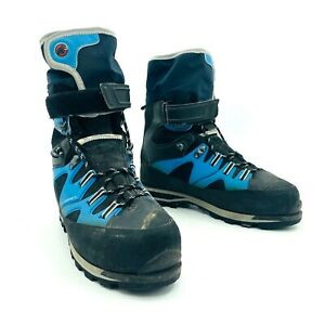 Mammut Basefit MS Mountaineering Boots Blue Mens Size 8.5
