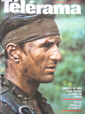 1523 ROBERT DE NIRO VOYAGE AU BOUT DE L'ENFER ARTHUR RUBINSTEIN  TELERAMA 1979