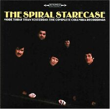 1960's CLASSIC POP CD: THE SPIRAL STAIRCASE - MORE TODAY THAN YESTERDAY: THE COM