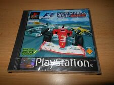 Formula One Arcade - Playstation 1 PS1 (New  Factory Sealed.) FRENCH FRANCAIS