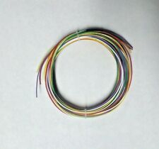 22 Awg Mil Spec Wire Ptfe Stranded Silver Plated Kit 50 Ft