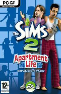 The Sims 2 Apartment Life Expansion Pack (PC)
