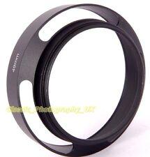 49 mm Ventilato paraluce per Zeiss Pancolar 1.8/80mm Flektogon 35 mm ORESTON 1.8/50