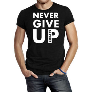 Never Give Up Liverpool Mo Salah Inspired 2019 || Unisex Adult & Kids Tshirt