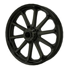 """2882759-266 - Indian Motorcycle 19"""" 10-Spoke Front Wheel Kit - Cruiser Black"""
