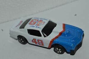 1982 ERTL Chevy Camaro #49 BREWSTER BAKER Six Pack 1:64 Diecast