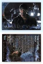 The Other Half #59 Angel Season 1  Inkworks 2000 Trading Card
