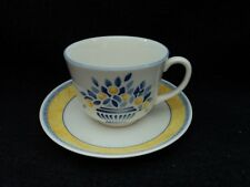Johnson Brothers - JARDINIERE YELLOW -  Teacup and Saucer