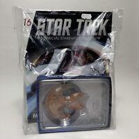 Eaglemoss Star Trek Model & Magazine Starships Issue #16 Ferengi Marauder - New