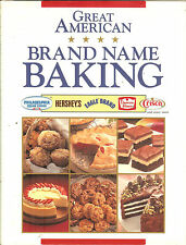 Great American Brand Name Baking -600 recipes from Publications International HB