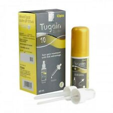 Cipla TUGAIN 10 (60 ml)  Anti Hair Fall pack of 2