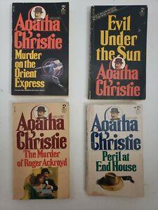Agatha Christie Hercule Poirot Novels