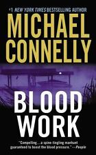 Blood Work by Michael Connelly (1998, Paperback, Reprint, Movie Tie-In)