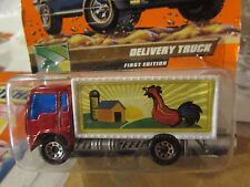 Matchbox Delivery Truck First Edition #48 (clear plastic crushed)