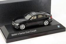 Bmw 4er 4 series (f36) gran Coupe negro 1 43 Kyosho