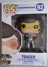 Funko Pop Vinyl Overwatch Posh Tracer - Thinkgeek exclusive in the USA, Mint box