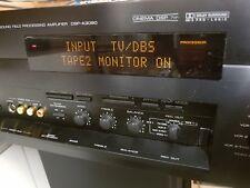 Yamaha DSP-A3090 Verstärker Dolby mit Fernbedienung   sehr schwer!!