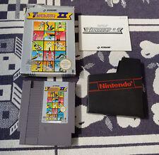 Nintendo NES juego con embalaje original nes-Track & Field II