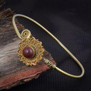 Tribal Bracelet Gemstone Bohemian Bracelet Bohemian Jewelry