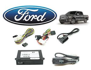 Rostra 250-9609 Cruise Control Kit 2015 2016 & 2017 Ford F150 Pick Up  F-150 P/U