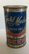 Gold Medal Beer can Irtp Oi Grace Bros flat top Santa Rosa Ca California empty