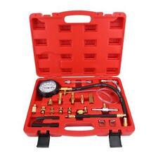 Diesel Fuel Pump Pressure Tester Gauge 0-140 PSI Injector Test Tool Kit TU-114