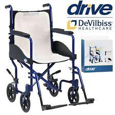 Drive Wheelchair Soft Fleece Seat Cover Warm Comfort Overlay. Indoor Outdoor Use