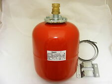 8 Litre External Expansion Vessel (Inc Fitting Bracket & Pipe Fitting) Brand New