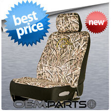DUCKS UNLIMITED SEAT COVER UNIVERSAL CAMOUFLAGE NEOPRENE CAMO LOW CHEVROLET GMC