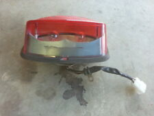 Suzuki GS 500 09 rear tail brake light in great condition