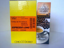 120 Kapsel Espresso Long CHICCO DÒRO / Caffitaly Tchibo