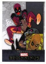 Upper Deck UD Marvel Beginnings 3 base set 361-540