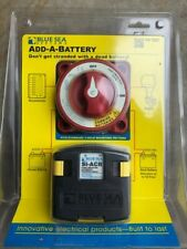 Blue Sea Systems Add-A-Battery Kit w/ACR, 120A, Display