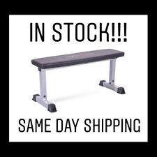 New CAP Strength Flat Weight Workout Bench, IN STOCK FAST SAME DAY SHIPPING
