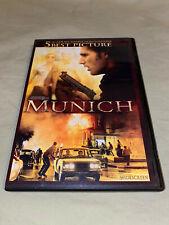 Munich Dvd Widescreen Steven Spielberg Daniel Craig Eric Bana Movie