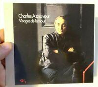 CHARLES AZNAVOUR (1974) ♦ Edition Limitée ♦ VISAGES DE L'AMOUR