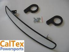 "Kawasaki Teryx KRF750  UTV 17"" Wide  Rear View Race Mirror with 1.75"" Clamp"