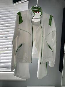 PUMA - WOMEN'S TRACKSUIT (Jacket & Cropped Pants)